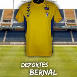 Camiseta Cádiz CF (pretemporad)
